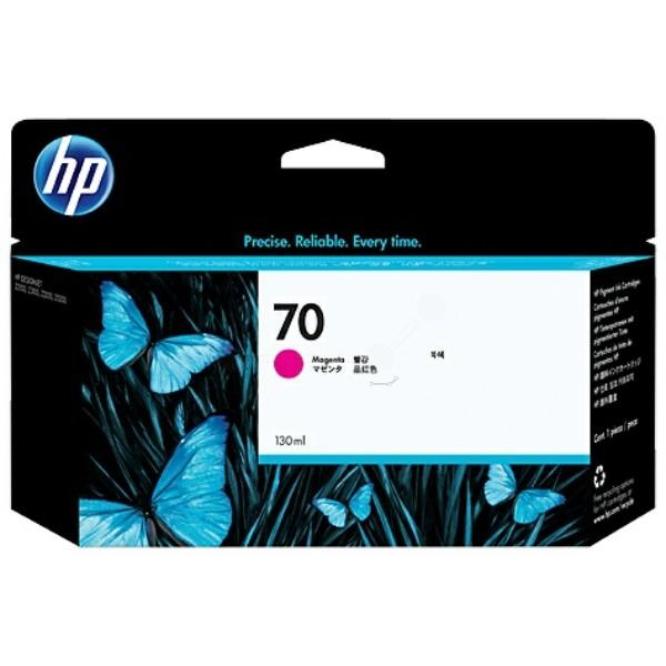 HP Tintenpatrone Nr. 70 magenta C9453A