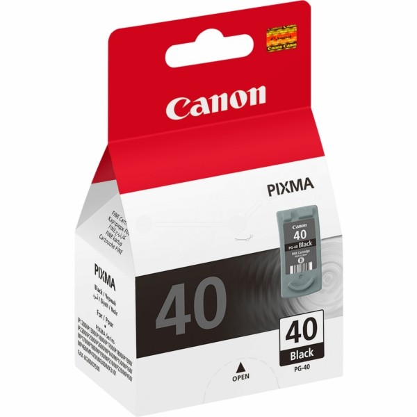 Canon Druckkopf PG-40 schwarz 0615B001
