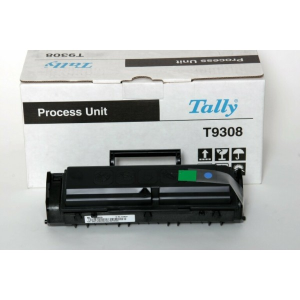 Tally Genicom Toner 043037 schwarz