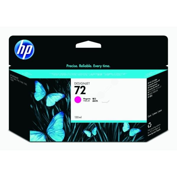 HP Tintenpatrone Nr. 72 magenta C9372A