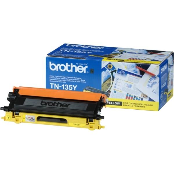 Brother Toner TN-135Y gelb