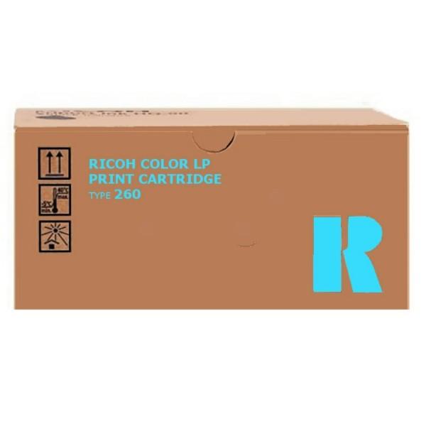 Ricoh Toner 888449 cyan Type 260