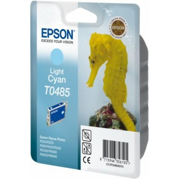 Epson Tintenpatrone T0485 cyan hell C13T04854010