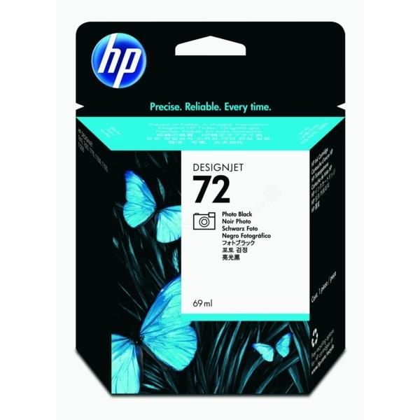 HP Tintenpatrone Nr. 72 schwarz foto C9397A