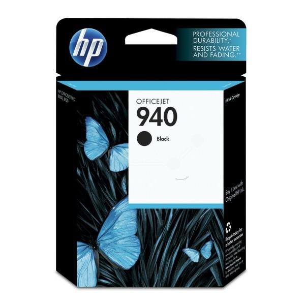 HP Tintenpatrone Nr. 940 schwarz C4902AE
