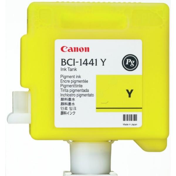 Canon Tintenpatrone BCI-1441Y gelb 0172B001