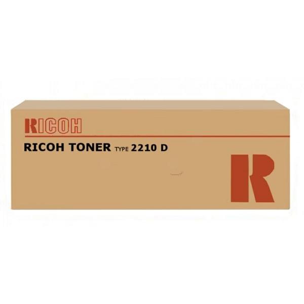 Ricoh Toner 885229 schwarz Type 2210D VE=2