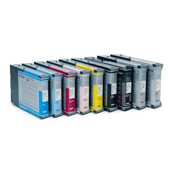 Epson Tintenpatrone T5437 schwarz hell C13T543700