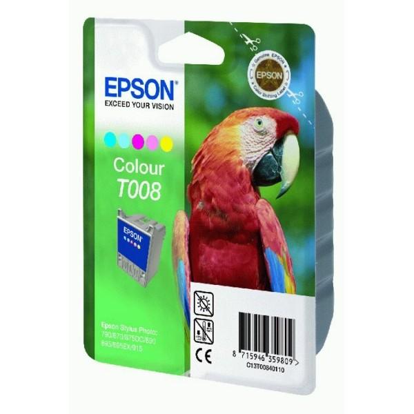 Epson Tintenpatrone T008 color C13T00840110