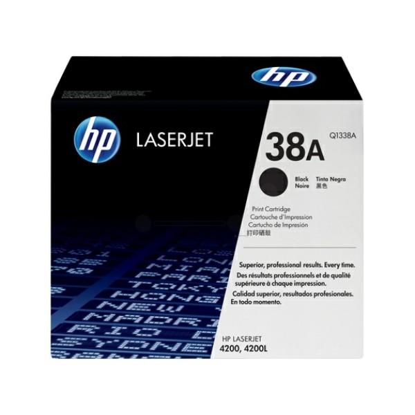 HP Toner 38A schwarz Q1338A