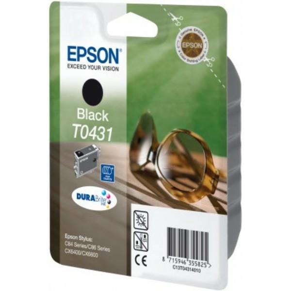 Epson Tintenpatrone T0431 schwarz C13T04314010
