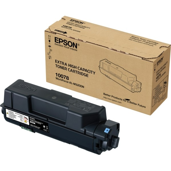 Epson Toner schwarz C13S110078 10078