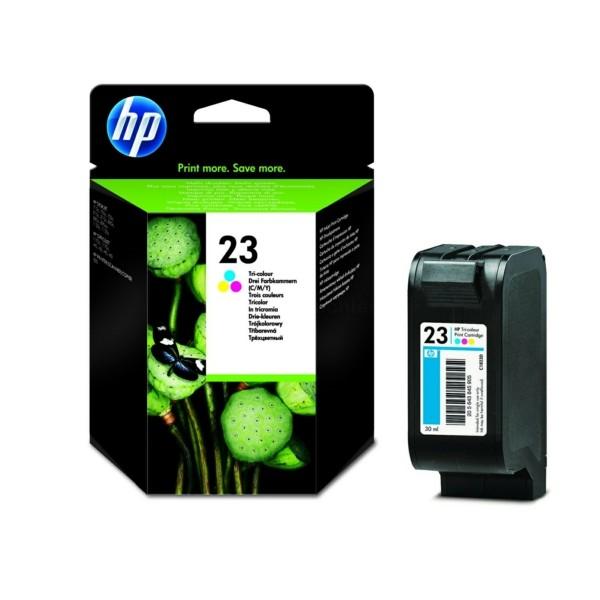 HP Druckkopf Nr. 23 color C1823DE