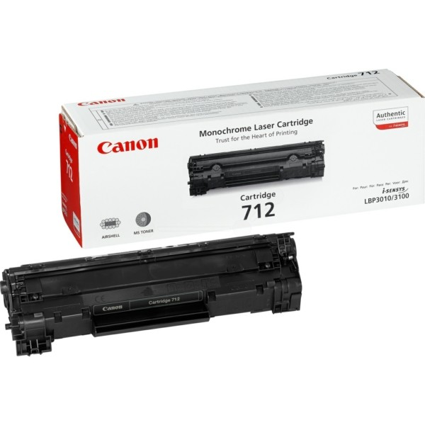 Canon Toner 712 schwarz 1870B002
