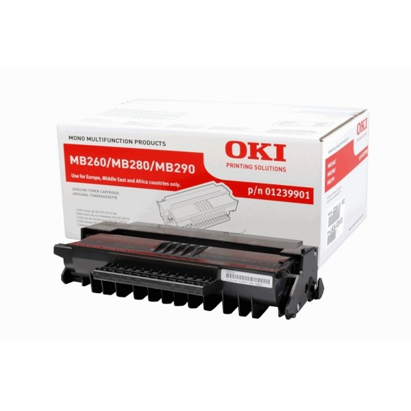 OKI Toner 01239901