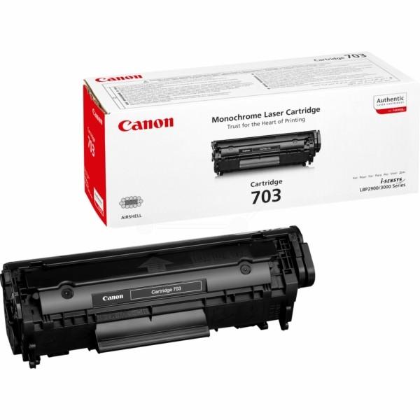 Canon Toner 703 schwarz 7616A005