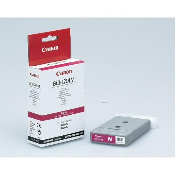 Canon Tintenpatrone BCI-1201M magenta 7339A001