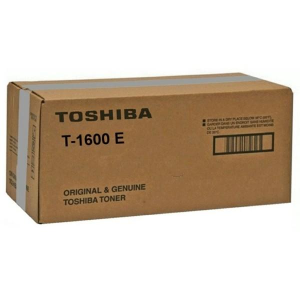 Toshiba Toner T-1600E schwarz 66061614 VE=2