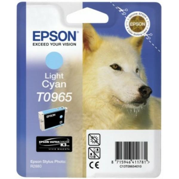 Epson Tintenpatrone T0965 cyan hell C13T09654010