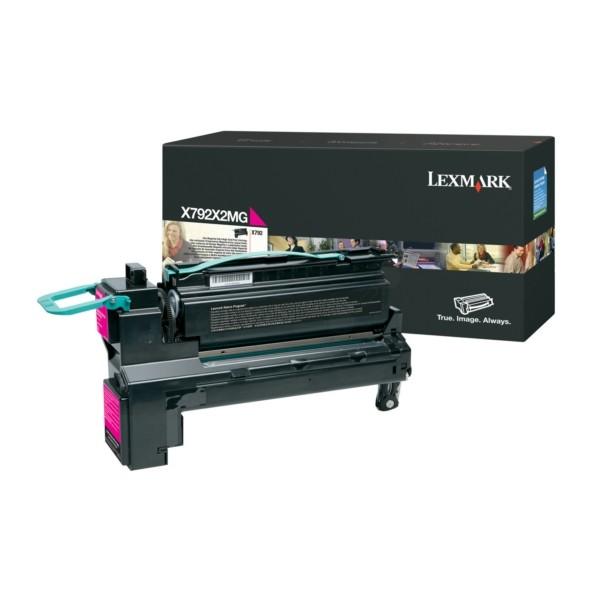 Lexmark Toner E462U11E schwarz