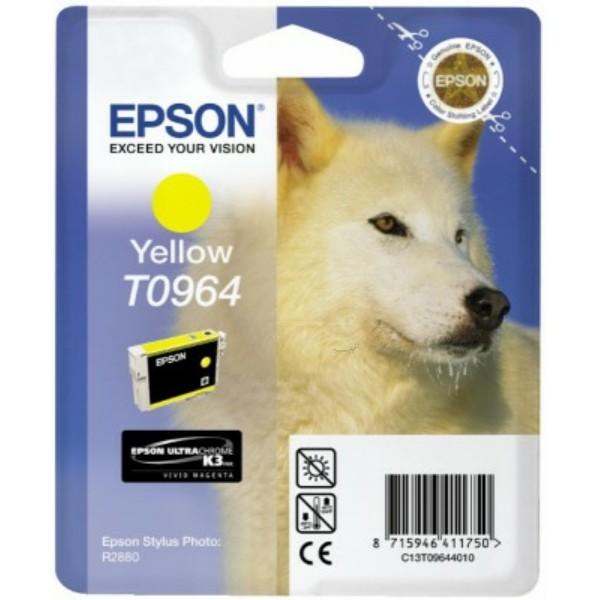 Epson Tintenpatrone T0964 gelb C13T09644010