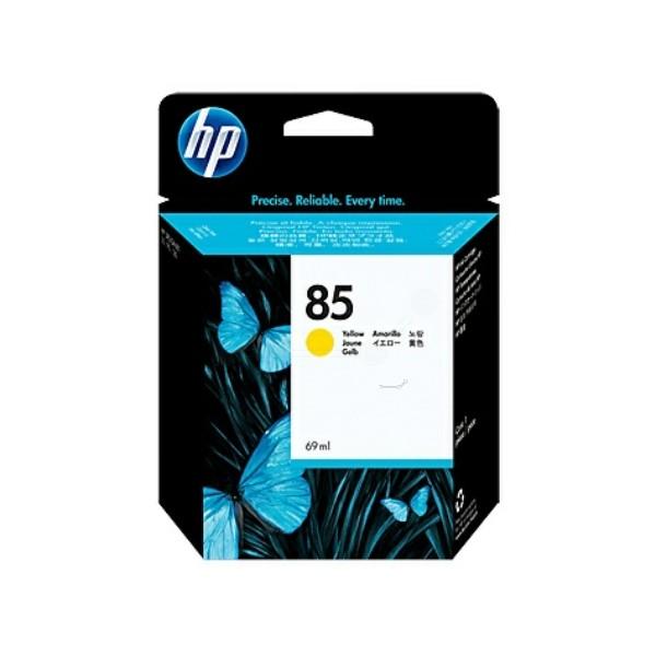 HP Tintenpatrone Nr. 85 gelb C9427A