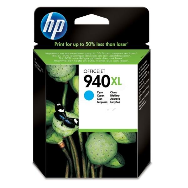 HP Tintenpatrone Nr. 940XL cyan C4907AE