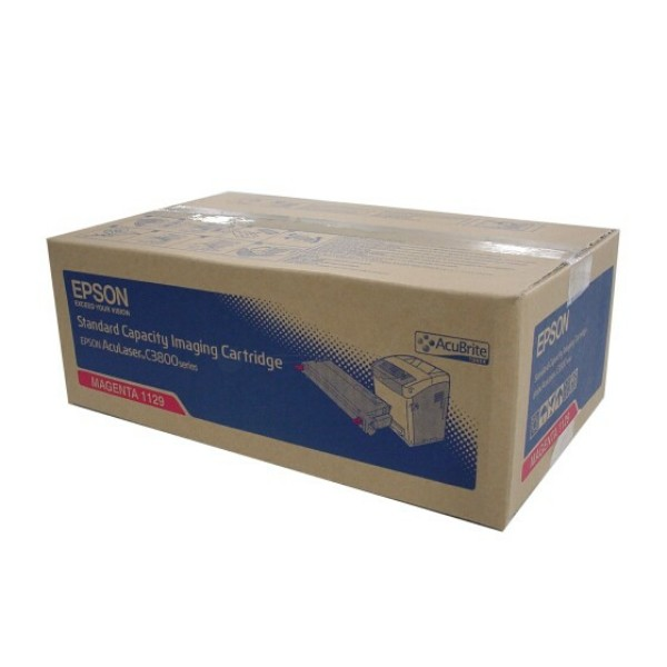 Epson Toner S051129 magenta C13S051129