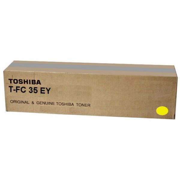 Toshiba Toner T-FC35EY gelb 6AG00001531