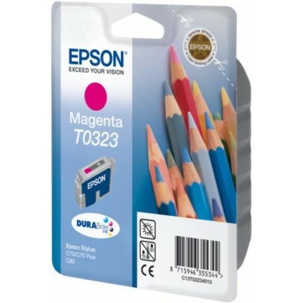 Epson Tintenpatrone T0323 magenta C13T03234010