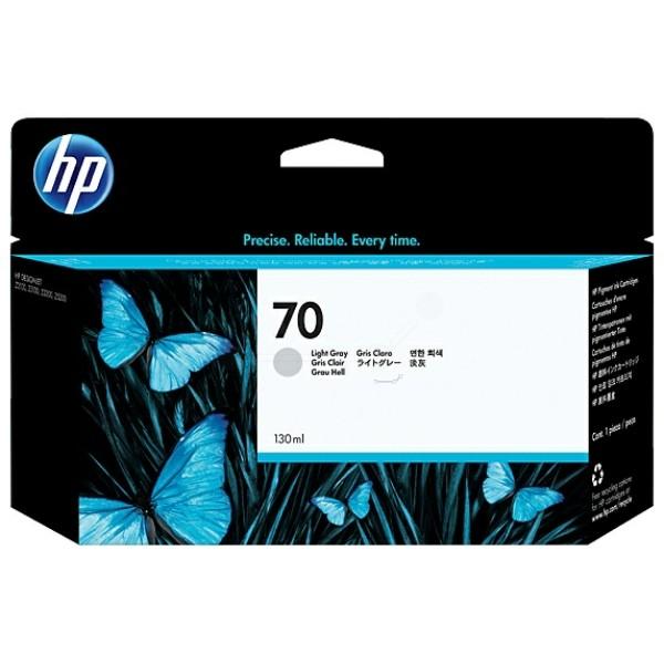 HP Tintenpatrone Nr. 70 grau hell C9451A