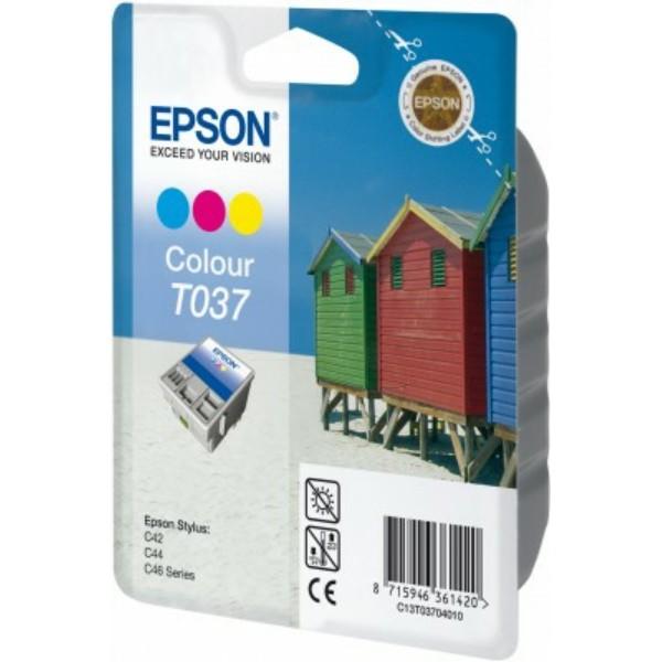 Epson Tintenpatrone T037 color C13T03704010