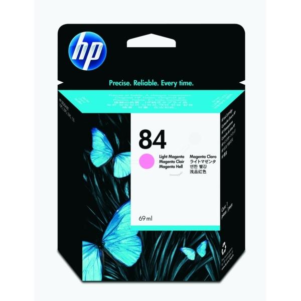 HP Tintenpatrone Nr. 84 magenta hell C5018A