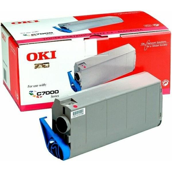 OKI Toner 41963006 magenta