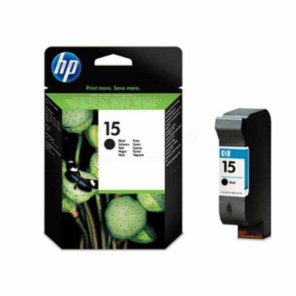 HP Druckkopf Nr. 15 schwarz C6615NE