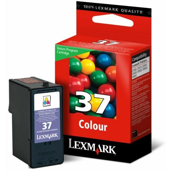 Lexmark Druckkopf Nr. 37 color 18C2140E