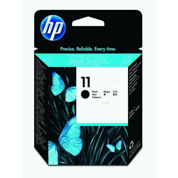 HP Druckkopf Nr. 11 schwarz C4810A