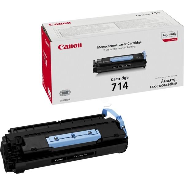 Canon Toner 714 schwarz 1153B002