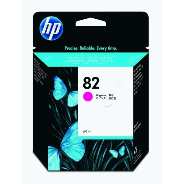 HP Tintenpatrone Nr. 82 magenta C4912A