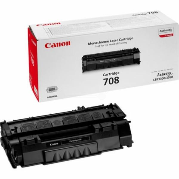 Canon Toner 708 schwarz 0266B002