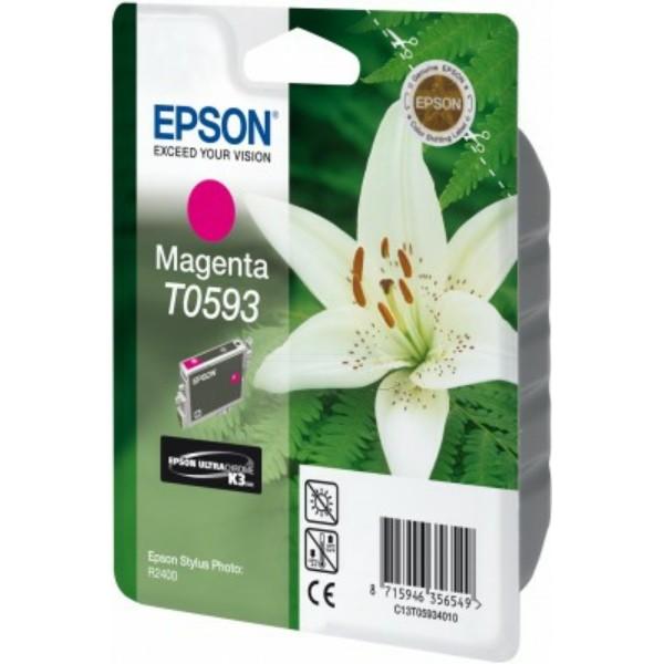 Epson Tintenpatrone T0593 magenta C13T05934010