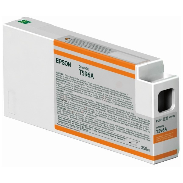 Epson Tintenpatrone T596A orange C13T596A00
