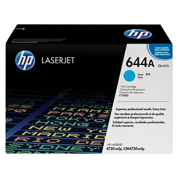 HP Toner 644A cyan Q6461A