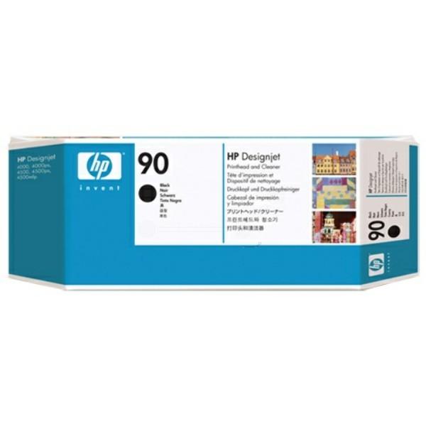 HP Druckkopf Nr. 90 schwarz C5054A