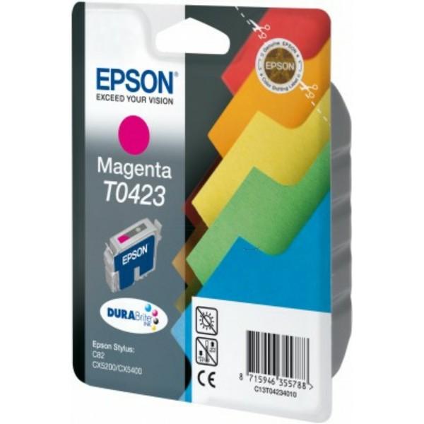 Epson Tintenpatrone T0423 magenta C13T04234010