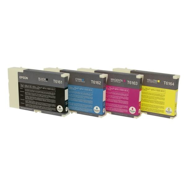 Epson Tintenpatrone T6164 gelb C13T616400