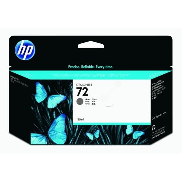 HP Tintenpatrone Nr. 72 grau C9374A