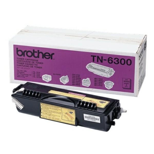 Brother Toner TN-6300 schwarz