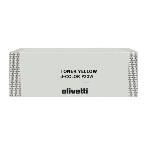Olivetti Toner B0612 gelb