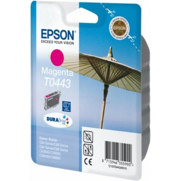 Epson Tintenpatrone T0443 magenta C13T04434010